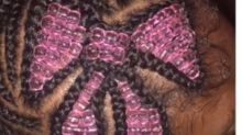 This woman creates amazing braids — with just 9 fingers