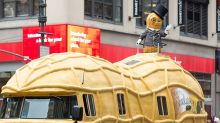 Mr. Peanut's death rattles the internet: 'Always classy, always crunchy'