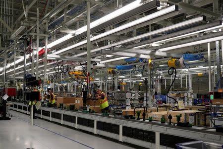 volvo cars ceo says auto tariffs threaten jobs at new u.s. plant