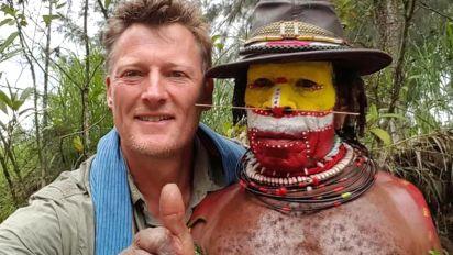 Rescued British explorer denies it was all a stunt