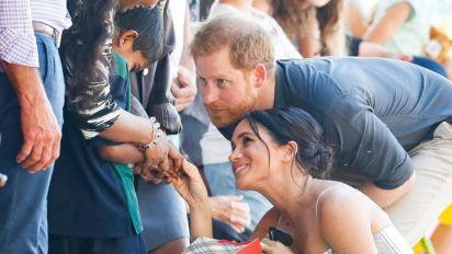 Duchess surprises fans in Queensland
