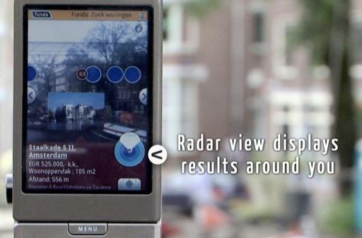Video: SPRXmobile's Layar is world's first Augmented Reality browser for cellphones