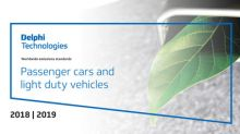Delphi Technologies launches 26th worldwide emissions standards book