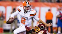 RADIO: Manziel shut down with elbow injury