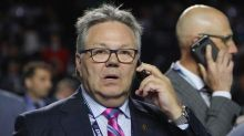 Golden Knights GM McCrimmon tests positive for COVID-19