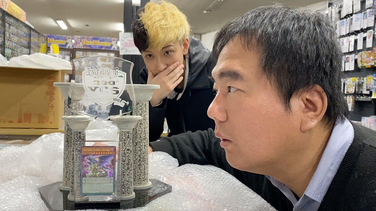 全世界只有三張!日本 Youtuber 砸 300 萬買這張《遊戲王》卡