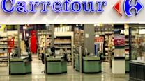 Strong Europe and Brazil boost Carrefour