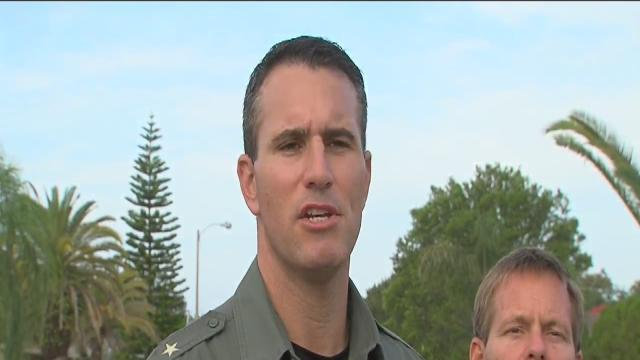 RAW VIDEO: Pasco Sheriff Chris Nocco talks about arrest of suspected armed robber