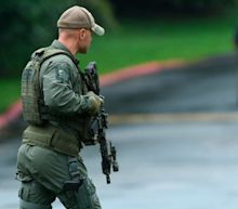 Three killed during drug distribution centre shooting in Maryland, America