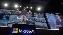 Microsoft closes trading with a $2 trillion market cap for first time