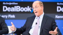 Head of the world's largest asset manager says taking risk off the table in stocks is a mistake