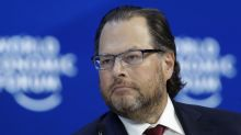 Salesforce co-CEO Keith Block steps down, ceding control to Marc Benioff