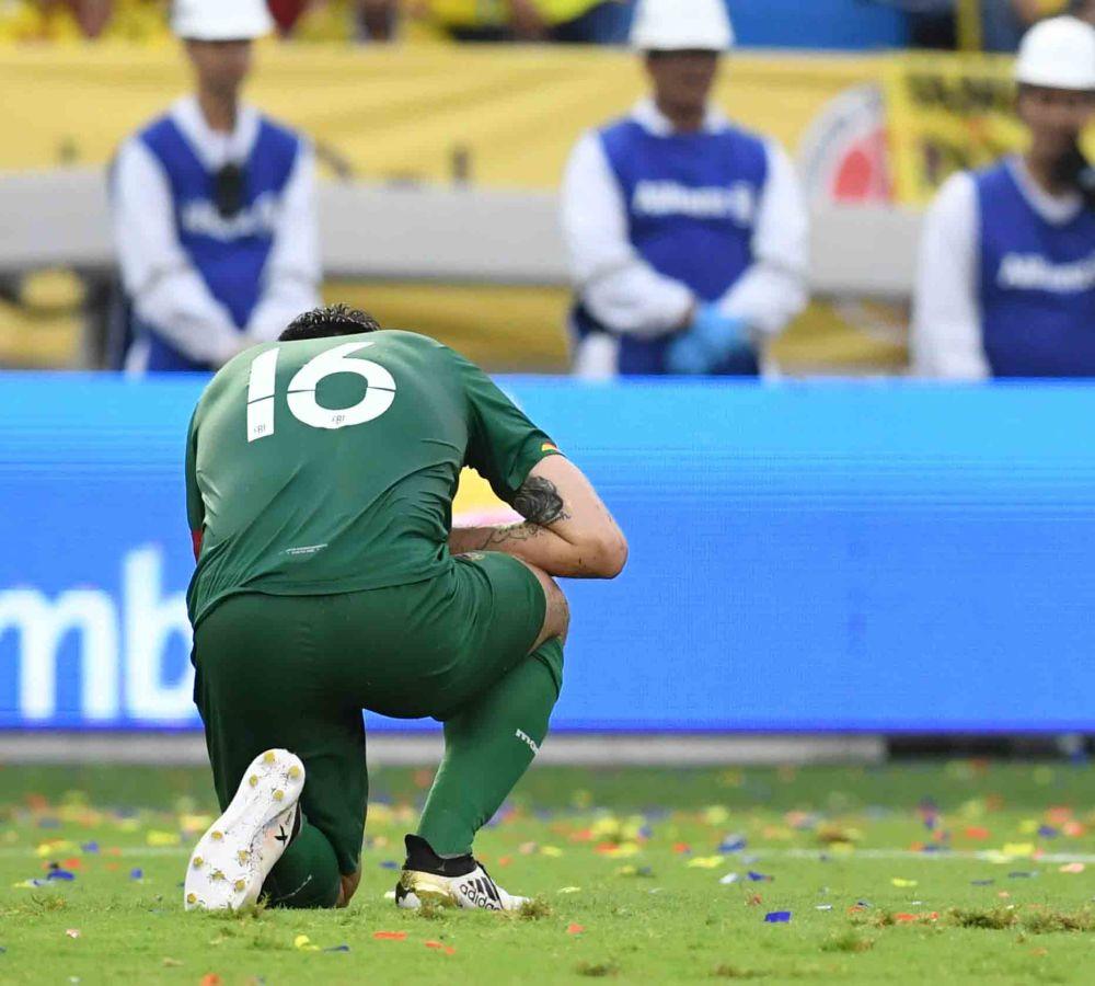¿Será la peor eliminatoria de Bolivia?