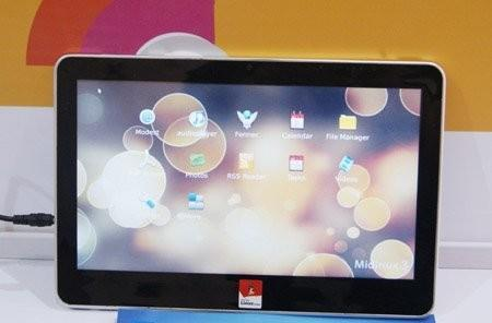 NPad tablet shown off in China, running MeeGo
