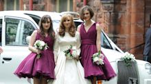 20 Pictures of Celebrities as Bridesmaids to Remind You You're Not Alone