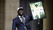 NFL draft: Takk McKinley wins the night with emotional interview about his grandmother