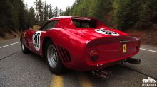Listen to the World's Most Expensive Car Purr Along Winding Roads