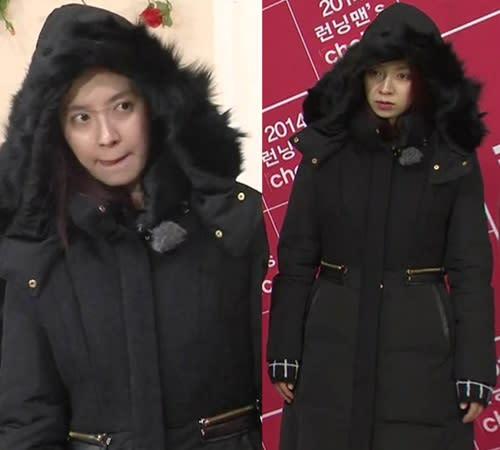 Running Man' Song Ji Hyo, To Present All Black Fashion