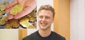 How this 25 y/o made a fortune in bitcoin
