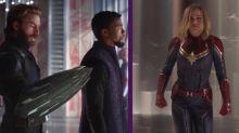 Marvel recuerda todas sus escenas post-créditos antes del lanzamiento de Vengadores: Endgame