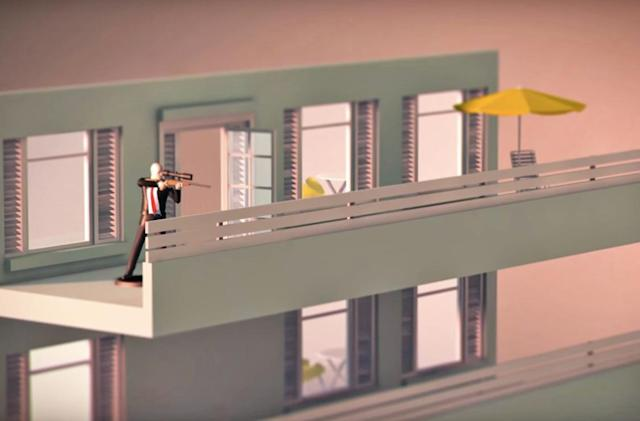 'Hitman Go' lands on PS4, Vita and PC next week