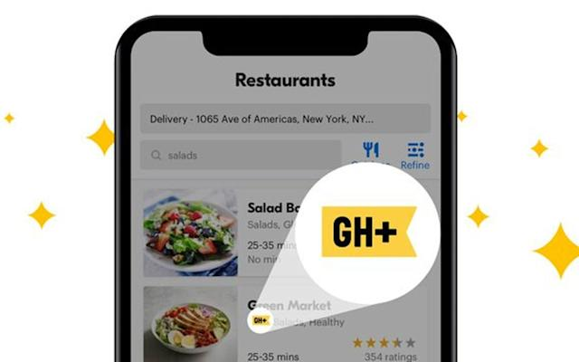 GrubHub+ gets you free deliveries and cashback for $10 a month