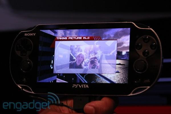 Sony's PlayStation Vita: a closer look (update: burning questions answered)