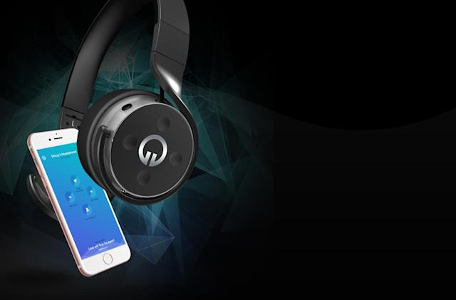 Muzik wants its smart headphones to do more than just share