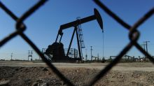 Oil prices end higher as Iran sanctions seen restraining global supplies