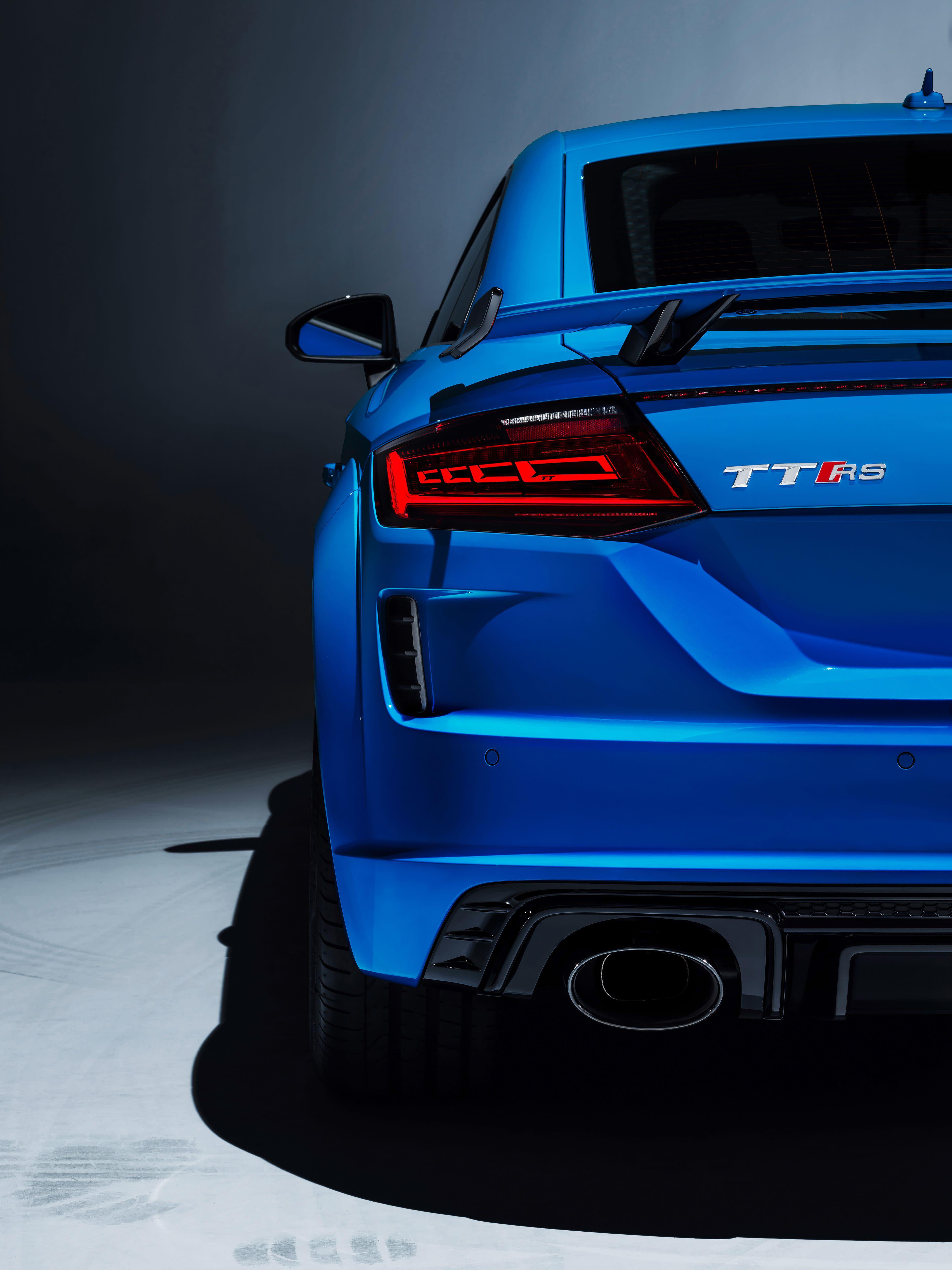 Audi Tt Rs >> Explore The 2019 Audi Tt Rs In Photos