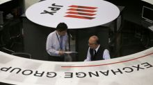 Global Markets: Asia stocks slip as U.S. rate risk lifts bond yields