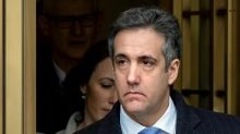 Michael Cohen claims Trump knew hush money payments wrong