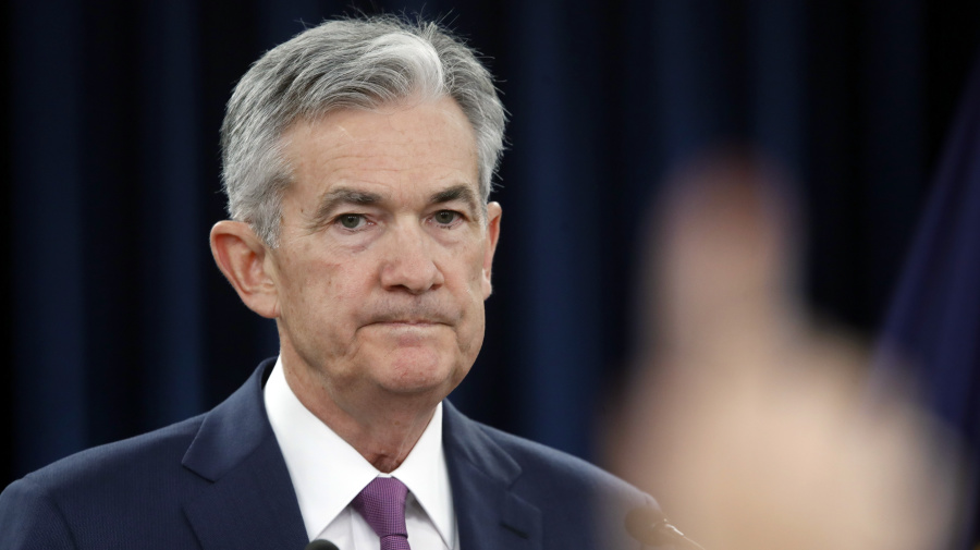What Powell thinks of the flattening yield curve