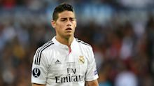 Everton complete James Rodriguez coup
