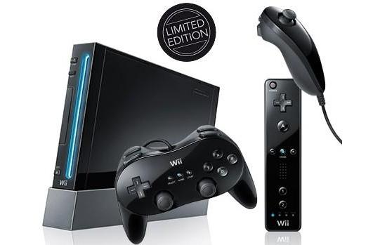 Black Wii system going to Europe as part of Wii Sports Resort bundle