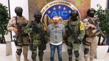 México: así detuvieron a uno de los narcos más peligrosos del mundo