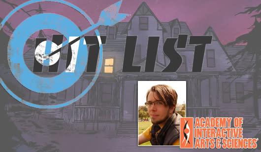 Hit List Q&A: Gone Home's Steve Gaynor