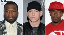 50 Cent Weighs in on Nick Cannon and Eminem Feud After New Diss Track
