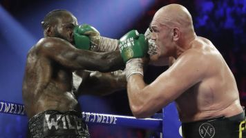 Fury's promoter not buying Wilder's excuse