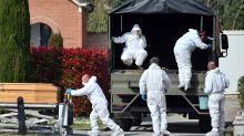 Coronavirus: no cede el horror en Italia y ya murieron más de 10.000 personas