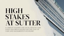 In attorney general's suit against Sutter, stakes are high for health care industry, Sacramento economy