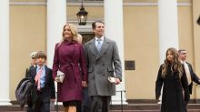 Vanessa Trump Wore $12,500 Ivanka Trump Earrings on Inauguration Day