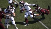 Salukis move up 2 spots during off-week to No. 16