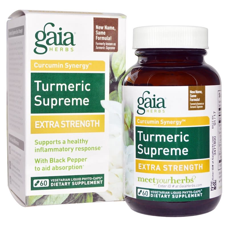 11,000 reviewers say turmeric supplements fight pain and inflammation — here's what experts think