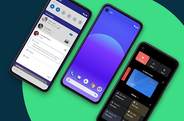 Android 11 is here and brings built-in screen recording at last