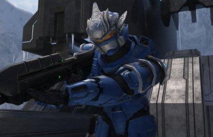 Halo 3: Hunting for Hayabusa armor