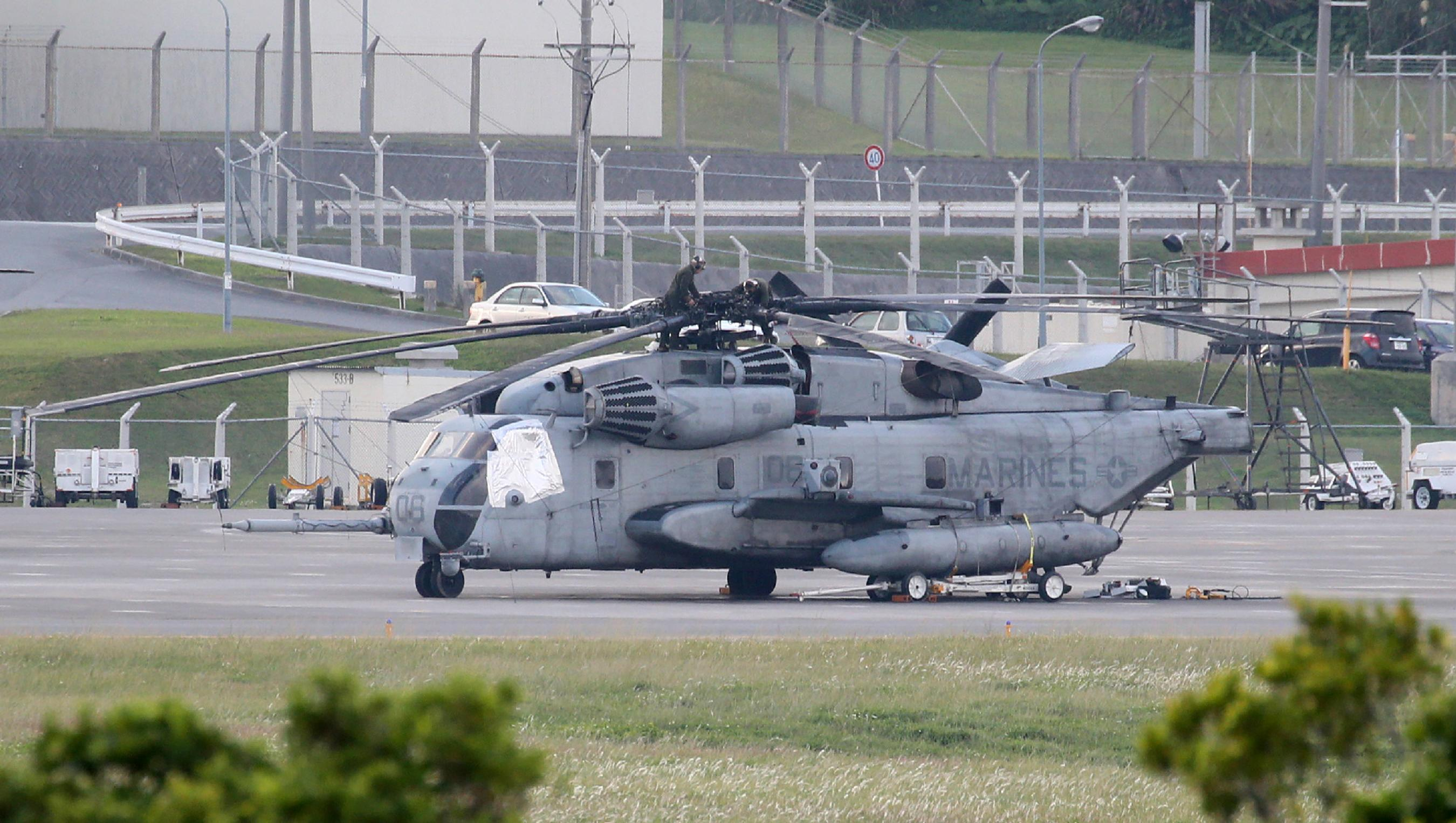 4 Marines Were Killed in a Helicopter Crash in California
