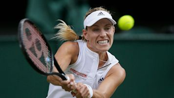 Major win: Kerber getting better with age