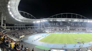 Último jogo do Botafogo no Niltão em 2018 é adiado após pedido da PM