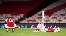 Arsenal boss Mikel Arteta feels 'deep pain' after Europa League semi-final loss